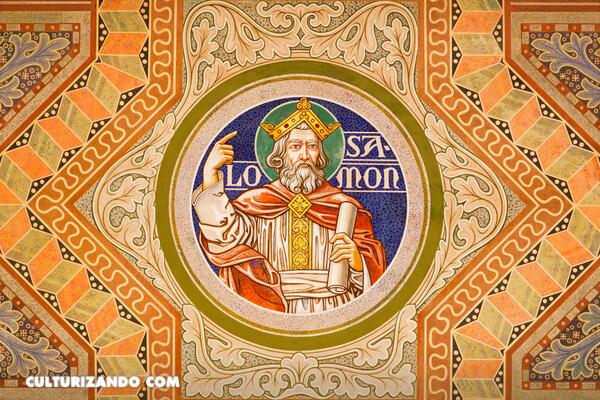 La romántica historia del rey Salomón y la reina de Saba