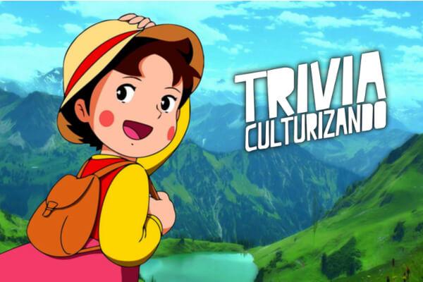 Trivia: ¿Viviste tu infancia en las montañas junto a Heidi y su abuelo?