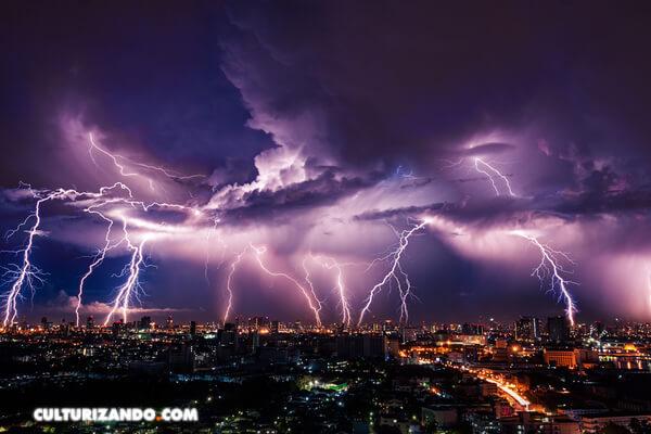 Brasil y Argentina registran los rayos de más largo alcance y duración de la historia