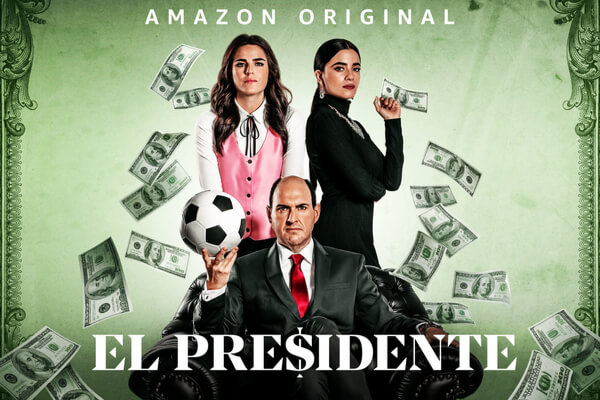 'El presidente': serie sobre el escándalo 'FIFA Gate'