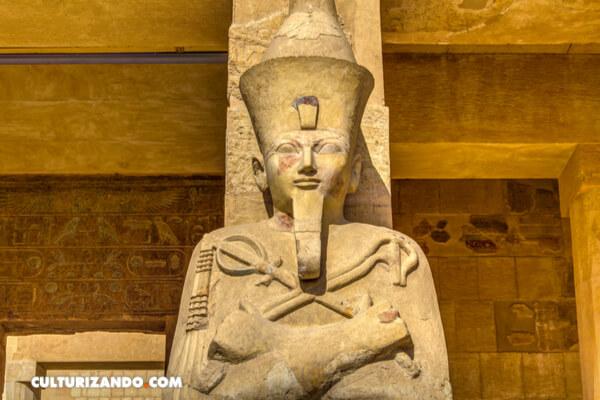 Faraón Hatshepsut: ¿La primera persona trans de la historia?