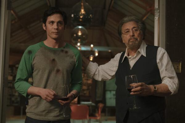 'Hunters' una serie con Al Pacino y Logan Lerman