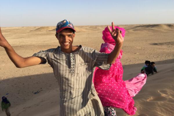 República Árabe Saharaui Democrática: el Estado árabe que habla español