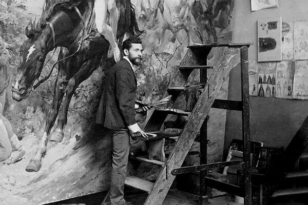 Arturo Michelena, el prolífico pintor venezolano
