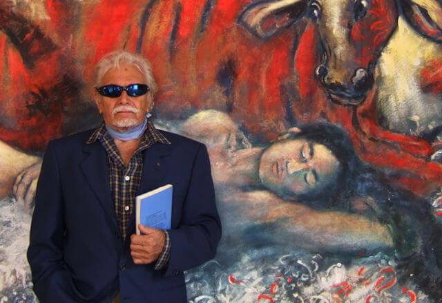 5 datos curiosos sobre el artista Antonio Otazzo (+obras)