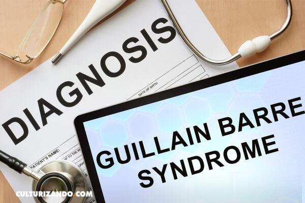 Síndrome de Guillain-Barré, raro trastorno neurológico relacionado con COVID-19