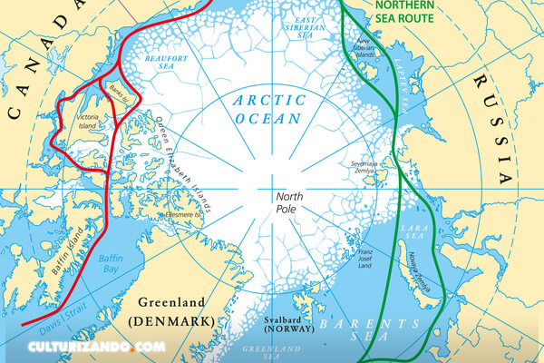 El Ártico arde en llamas por segundo año consecutivo, una señal clara del cambio climático