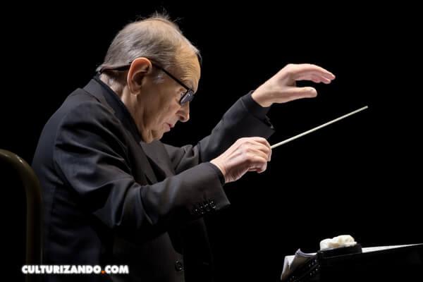 Fallece Ennio Morricone, el legendario compositor italiano