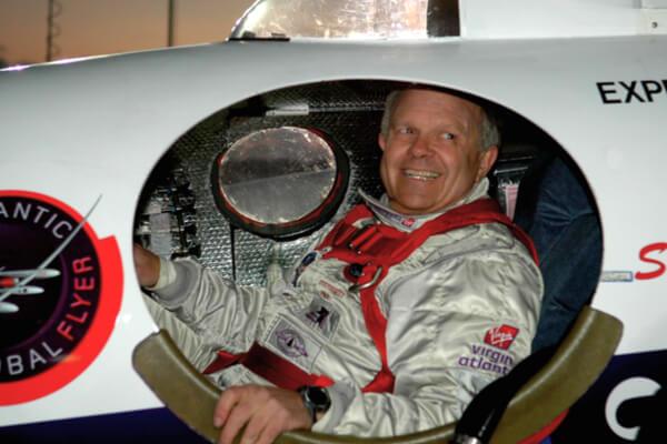 Steve Fossett: el millonario de los récords