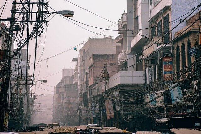 ciudades más pobladas del mundo: Delhi