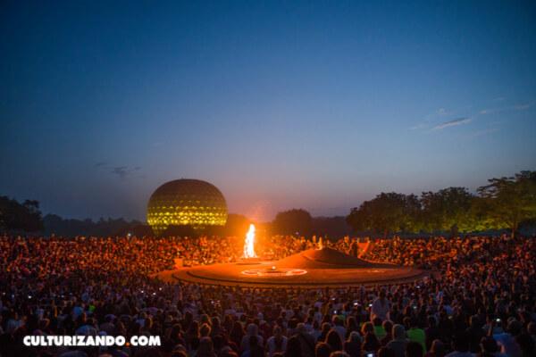 Conoce la ciudad Auroville, la población utópica