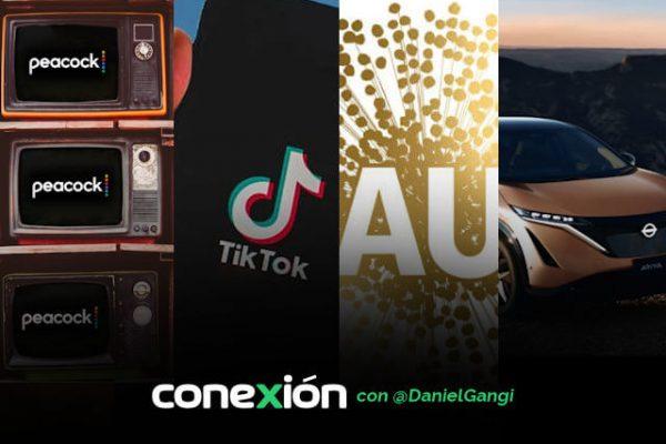 Conexión: Nuevo guerrero en streaming; TikTok roba tus datos; nueva marca país que luce aterradora; fin del monopolio de Tesla