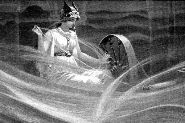 Conoce la triste historia de la diosa nórdica Frigg y su hijo Balder