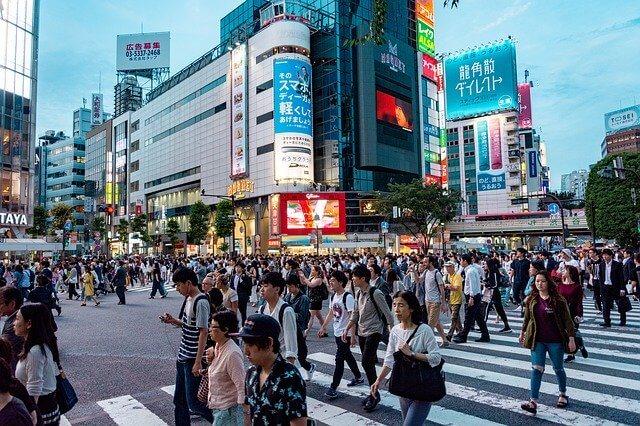 Ciudades más pobladas del mundo: Tokio es la ciudad más poblada del mundo.