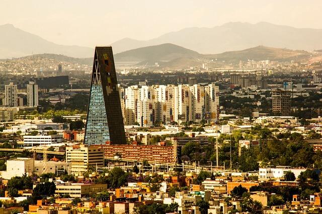 ciudades más pobladas del mundo: Ciudad de México