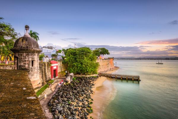 Puerto Rico, ¡la isla del encanto!