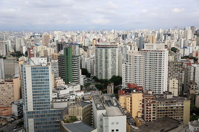 ciudades más pobladas del mundo: Sao Paulo