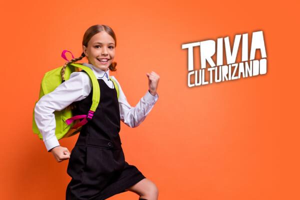 Trivia: ¿Recuerdas lo aprendido en la escuela primaria?