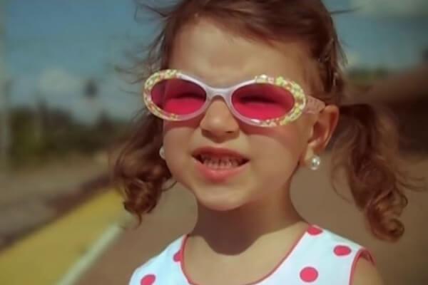 Cleopatra Stratan, la niña que se convirtió en una superestrella a los 3 años