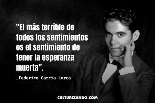 Lo mejor de Federico García Lorca (+Frases)