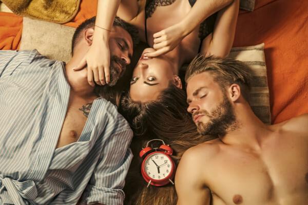'Swinger': El intercambio de parejas sexuales