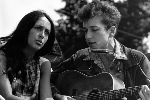 El día que nació el folk rock
