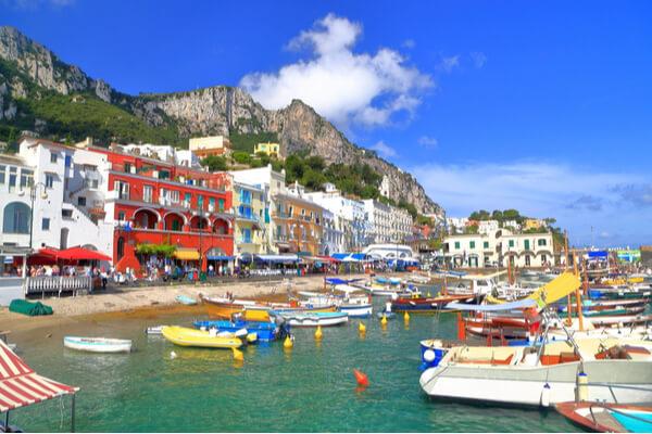 Capri: 5 atractivos turísticos de ensueño