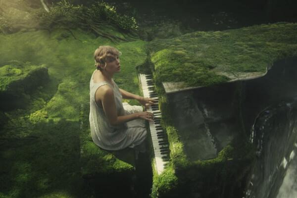 'Folklore' el nuevo disco de Taylor Swift que sorprendió a todos