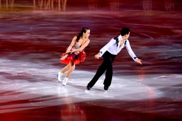 curiosidades patinaje artístico sobre hielo