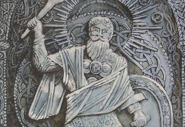 La eterna batalla de la mitología eslava: el dios Perún contra el dios Veles
