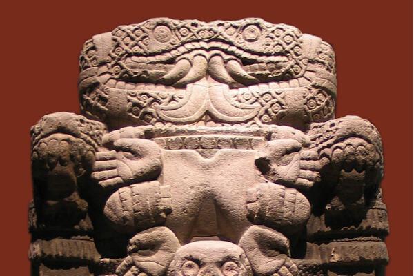 Coatlicue: la diosa azteca que aterró a los conquistadores españoles