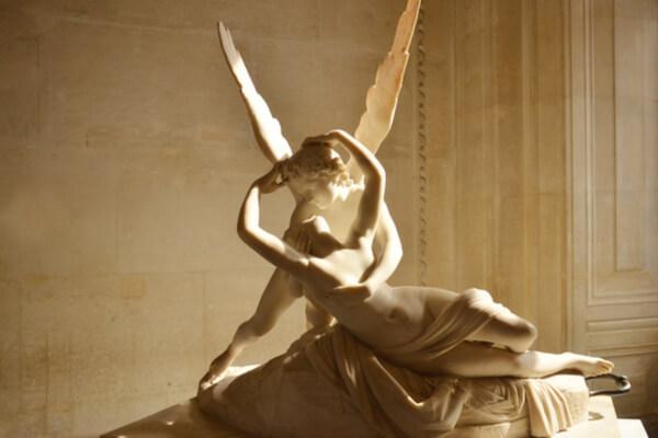 El mito de Eros y Psique