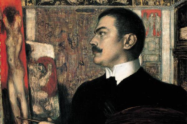 'Die Wilde Jagd': la pintura que predijo los horrores de Hitler
