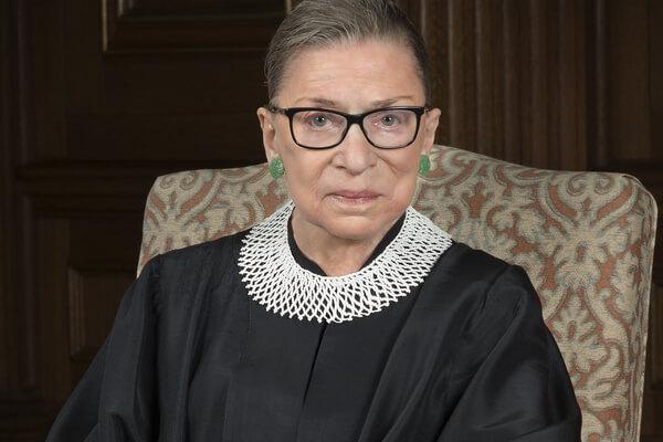 Ruth Bader Ginsburg, una figura emblemática de la lucha civil