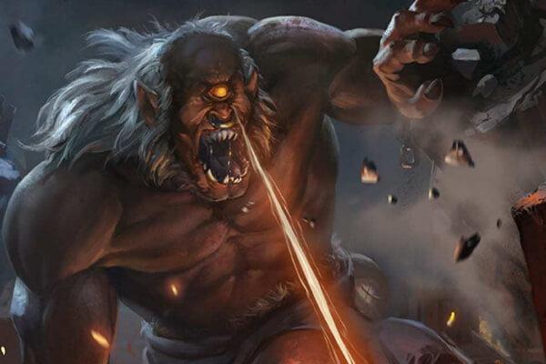 Balar: el dios celta con una poderosa arma secreta en su cuerpo