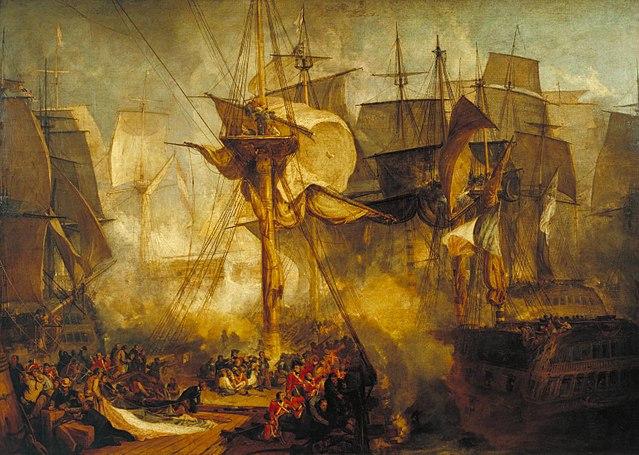 Batalla de Trafalgar: la coronación de la superioridad naval de los británicos