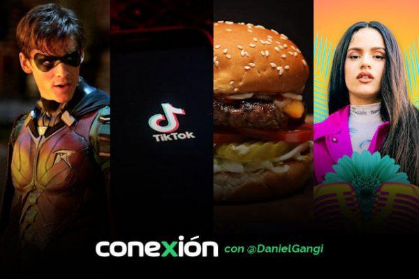 Conexión: DC Universe dice adiós; TikTok de telenovela; Burger King al natural; lo nuevo de Amazon Music