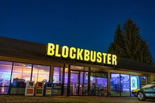 Conoce el último Blockbuster del mundo