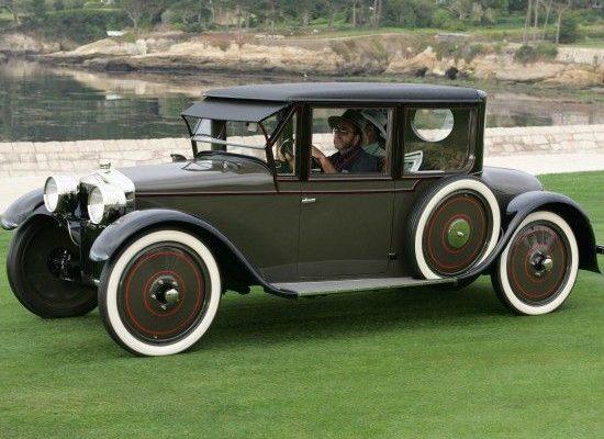 Julian Six Sport de 1925, el pionero desconocido