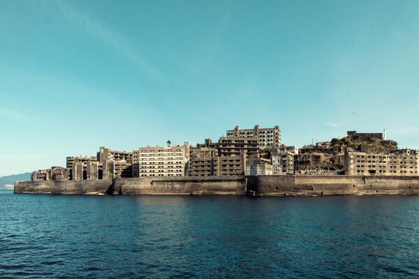 Hashima: la isla abandonada de Japón