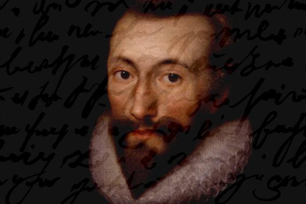 La poesía reflexiva y el juego metafórico de John Donne