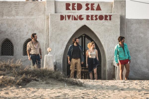 El hotel de los espías: cuando el Mossad creó el Red Sea Diving Resort
