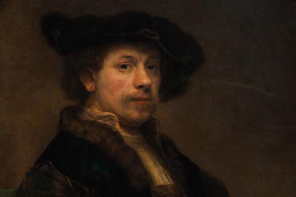 Conoce 8 datos del pintor Rembrandt