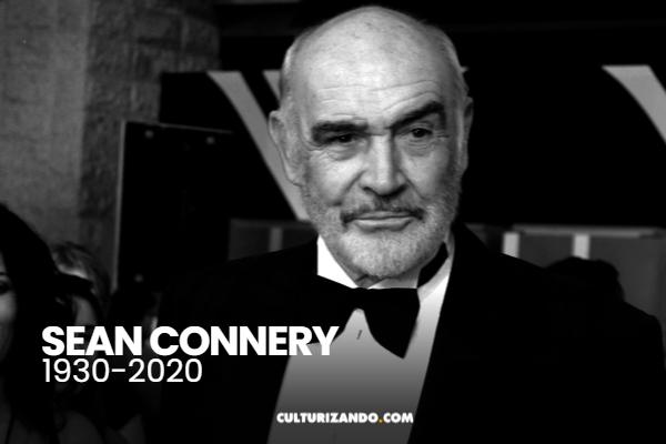 Sean Connery, el actor escocés que interpretó a James Bond en 7 películas, murió a los 90 años