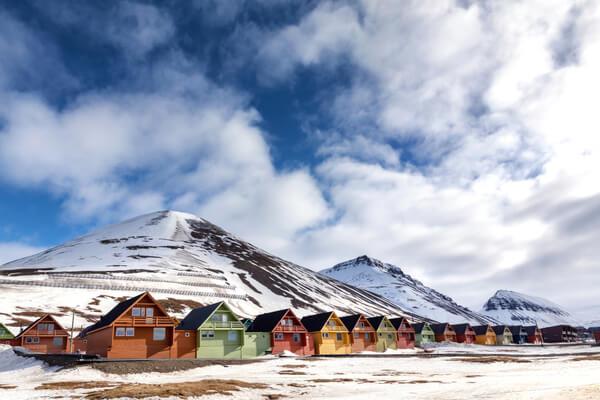 Svalbard: la ciudad habitada más septentrional del mundo