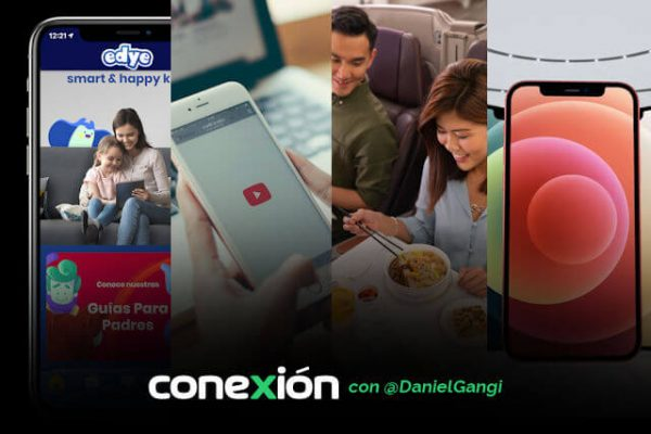 Conexión: Streaming educativo; Youtube Shopping; restaurante de altura; lo nuevo de Apple