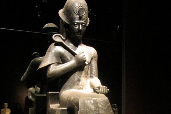 Ramsés II: El célebre faraón