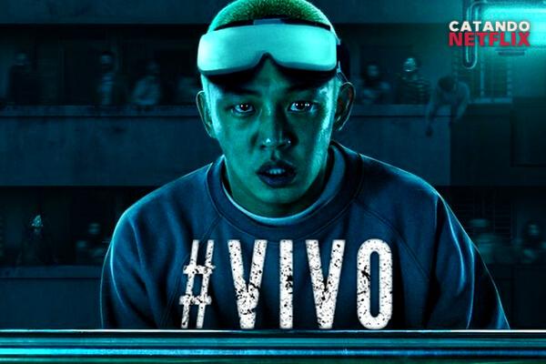 Catando Netflix: #Vivo, el apocalipsis zombie