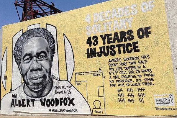 Albert Woodfox y sus 43 años en aislamiento