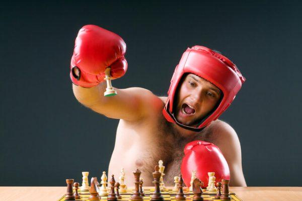 Chess boxing: uno de los deportes más curiosos